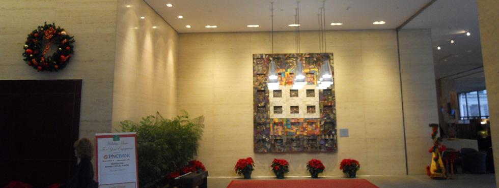 PNC Center Lobby